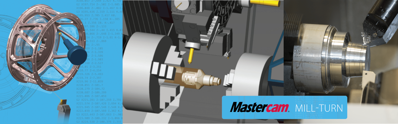 Mastercam Mill Turn