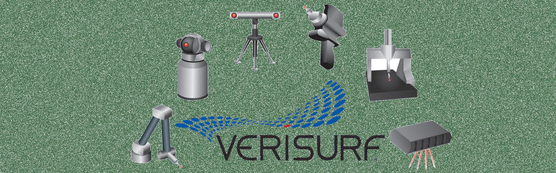 Verisurf merilne naprave