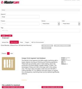 Knjižnice za orodja IMCO