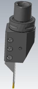 Mastercam mill-turn 3D orodja