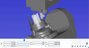 CIMCO NC Machine Simulation - simulacija NC kode