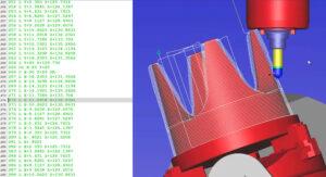 Verifikacija G kode - CIMCO NC Machine Simulation