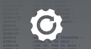 Postprocesiranje merjenja v G kodo Mastercam